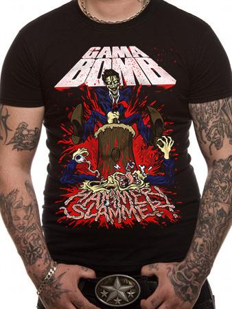 Gama Bomb (Hammer Slammer) T-shirt