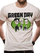 Green Day (Drawn Together) T-shirt Thumbnail 3