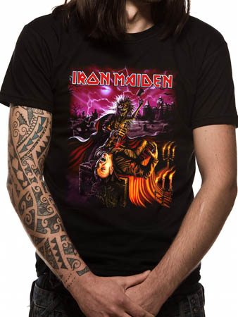 Iron Maiden (Transylvania Event) T-shirt
