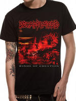 Decapitated (Winds Of Creation) T-shirt