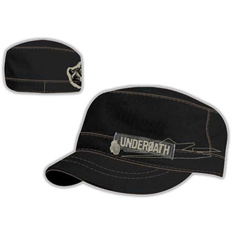 Underoath (Canvas) Cadet Cap