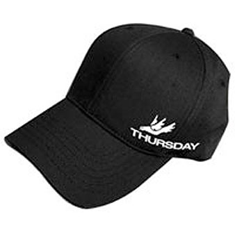 Thursday (Black Dove) Flexifit Cap