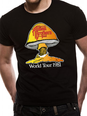 Allman Brothers (World Tour) T-shirt