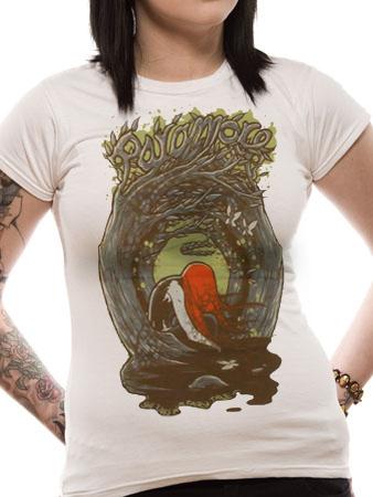 Paramore (Girl) T-shirt Thumbnail 1