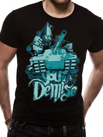 Your Demise (Tank) T-shirt Thumbnail 1