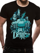 Your Demise (Tank) T-shirt Thumbnail 2