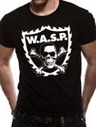 WASP (Crossbones) T-shirt Thumbnail 2