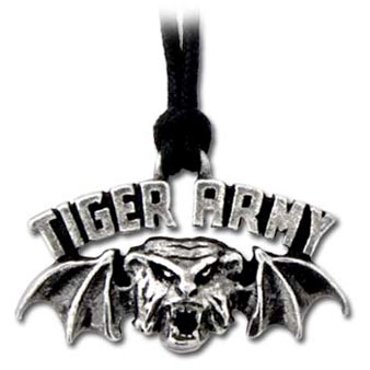 Tiger Army (Bat) Pendant