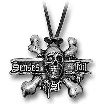 Senses Fail (Skull) Pendant