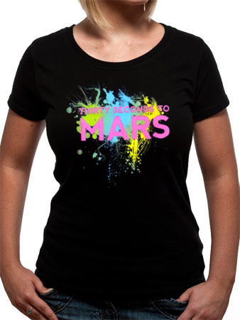 30 Seconds To Mars (Neon) T-shirt