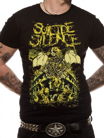 Suicide Silence (Ruins) T-shirt Thumbnail 1