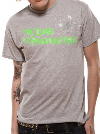 Hammer Horror (Curse Of Frankenstein) T-shirt