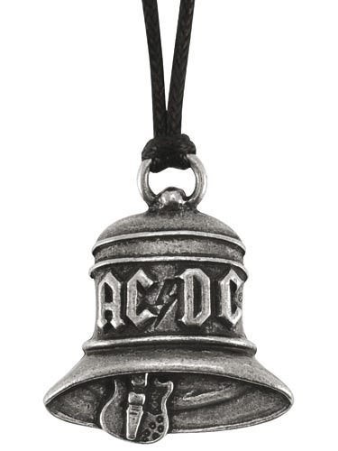 AC/DC (Hells Bells) Pendant