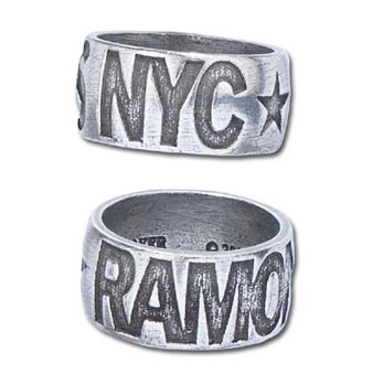 Ramones (NYC) Ring
