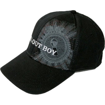 Fall Out Boy (Logo) Flexit Cap