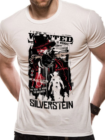 Silverstein (Redemption) T-shirt
