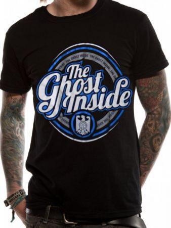 The Ghost Inside (Circle Logo) T-shirt Preview