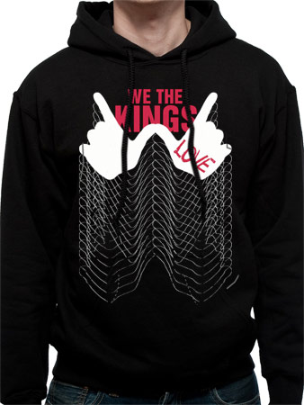 We The Kings (Love) Hoodie