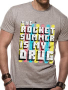 The Rockett Summer (My Drug) T-shirt Thumbnail 2