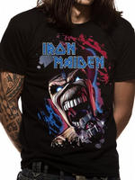 Iron Maiden (Wildest Dreams Vortex) T-shirt