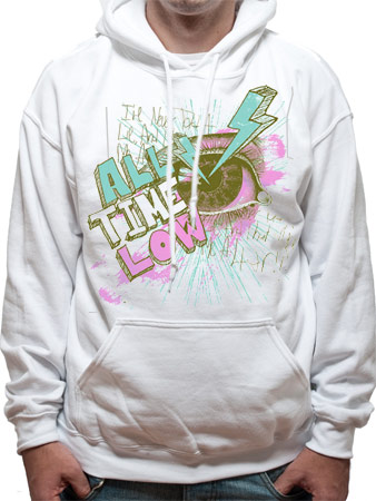 All Time Low (Eye) Hoodie