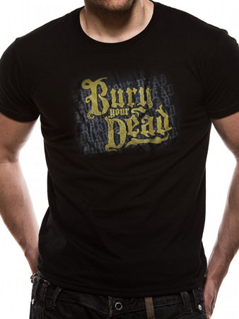 Bury Your Dead (Crown) T-shirt Preview