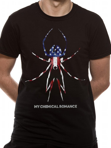 My Chemical Romance (American Widow) T-shirt