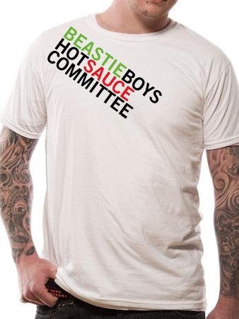 Beastie Boys (Hot Sauce) T-shirt