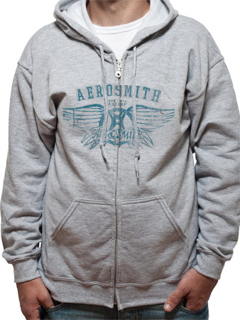 Aerosmith (Est) Hoodie