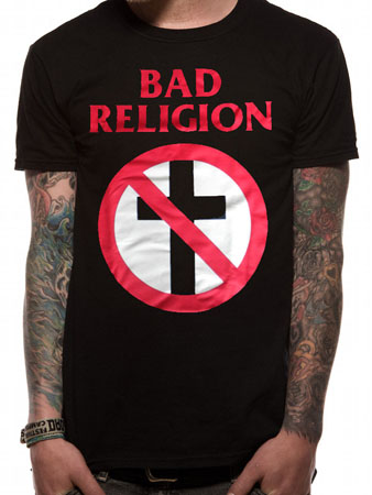 Bad Religion (Crossbuster) T-shirt