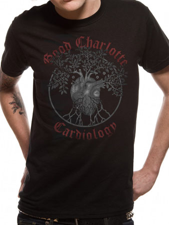 Good Charlotte (Cardiology) T-shirt