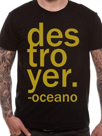 Oceano (Destroyer) T-shirt