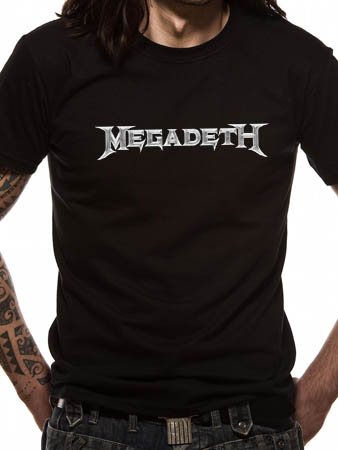 Megadeth (Logo) T-shirt