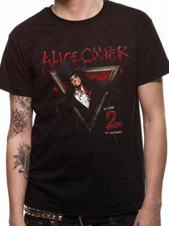 Alice Cooper (Welcome 2) T-shirt