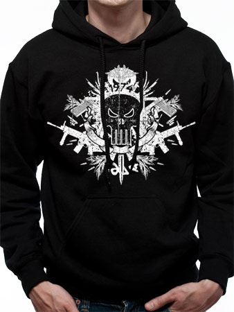 Marvel Extreme (Punisher Skull) Hoodie