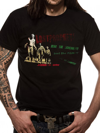 Lostprophets (Zombies) T-shirt Thumbnail 1