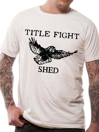 Title Fight (shed) T-shirt Thumbnail 1