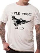 Title Fight (shed) T-shirt Thumbnail 2
