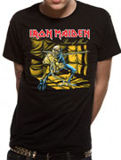 Iron Maiden (Piece Of Mind) T-shirt Thumbnail 2
