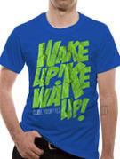 Close Your Eyes (Wake Up!) T-shirt Thumbnail 2