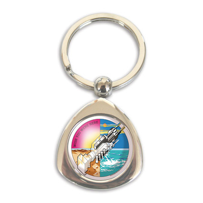 Pink Floyd (Logo) Keyring