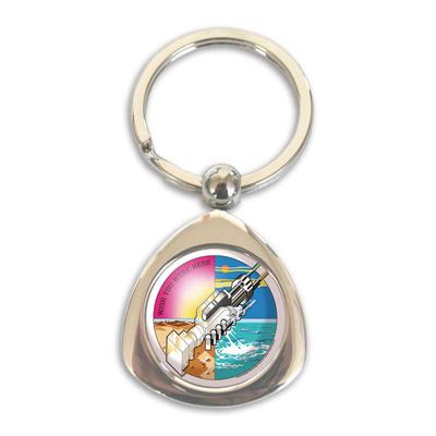 Pink Floyd (Logo) Keyring