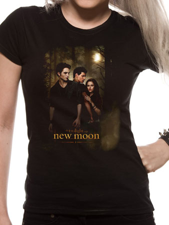Twilight: New Moon (New Moon) T-shirt