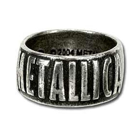 Metallica (Logo - Load Era) Ring