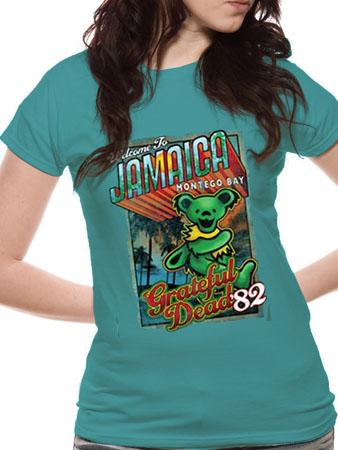 Grateful Dead (Welcome) T-shirt