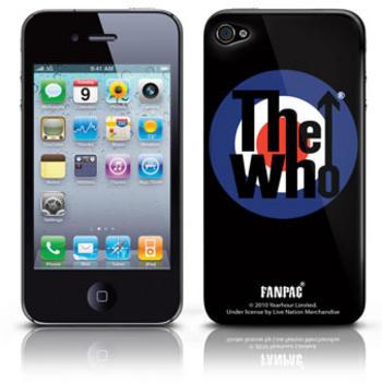 The Who (Bullseye) 4G I-Phone Cover