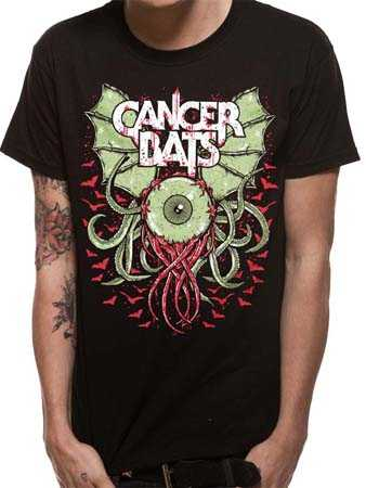 Cancer Bats (Eye) T-shirt