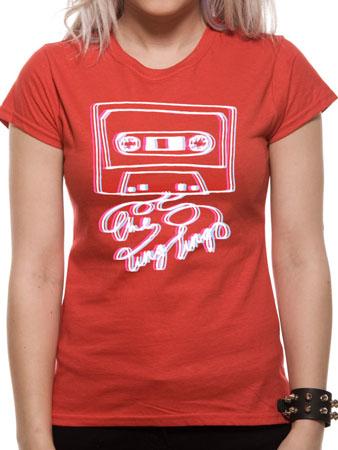 Ting Tings (Cassette) T-shirt Thumbnail 1