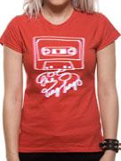 Ting Tings (Cassette) T-shirt Thumbnail 2