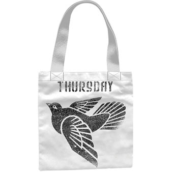 Thursday (Bird) Tote Bag